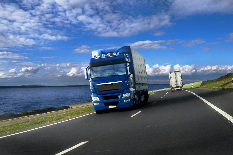 foto van vrachtwagen waar firepro van toepassing kan zijn