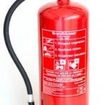 foto van een brandblusser